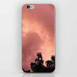 Calm Before the Storm iPhone Skin