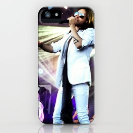 Jared Leto - Jimmy Kimmel Live iPhone Case