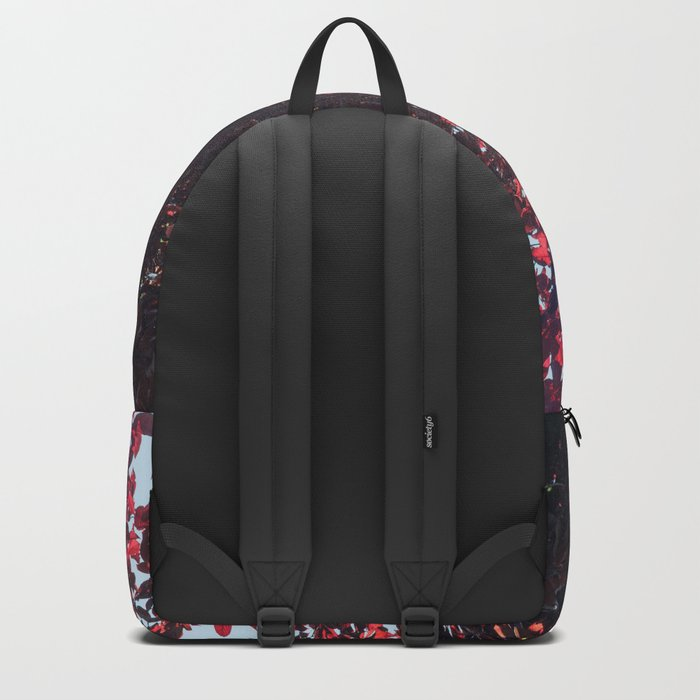 Dear red tree Backpack