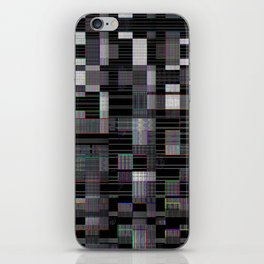 45 thoughts in a morning - in sequence iPhone Skin