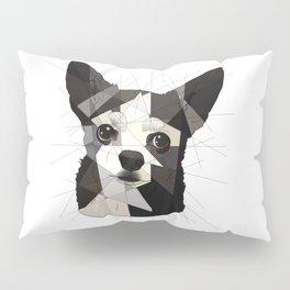 Black Chihuahua Pillow Sham