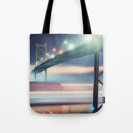 Underneath The Bridge Tote Bag