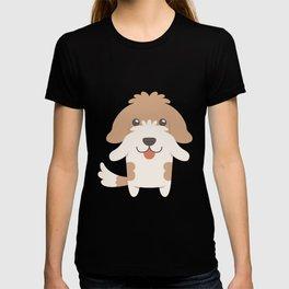 Petit Basset Griffon Vendeen Gift Idea T-shirt