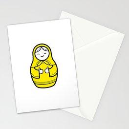 Matrioshka Stationery Cards
