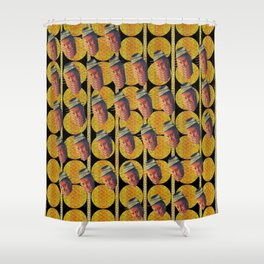 [husk] Shower Curtain
