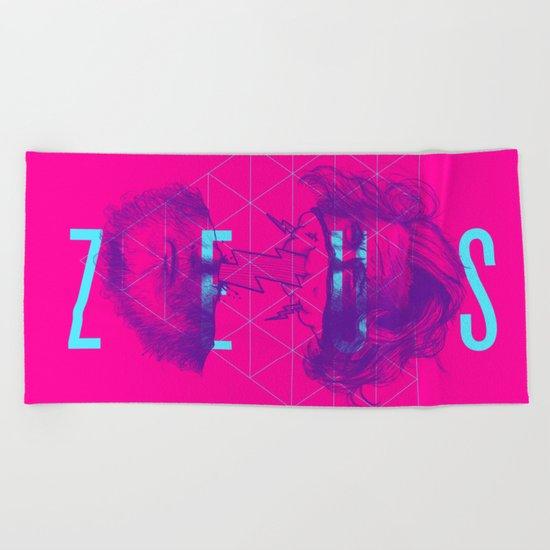 ZEUS Beach Towel