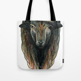 Woolen Brother Tote Bag