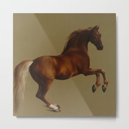 Whistlejacket by George Stubbs 1792 Metal Print