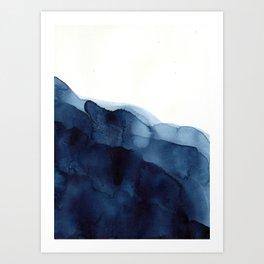 Indigo Kunstdrucke