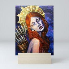 Saggitarius Mini Art Print