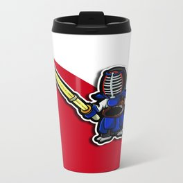 Kendo dummy Metal Travel Mug
