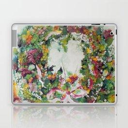 Flower Crown Laptop & iPad Skin