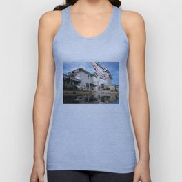Car Pool Unisex Tank Top
