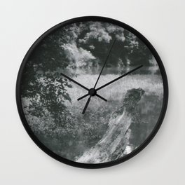 Branch Wall Clock