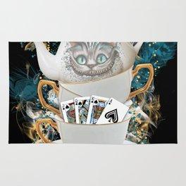 Alice in Wonderland Cheshire Cat Rug