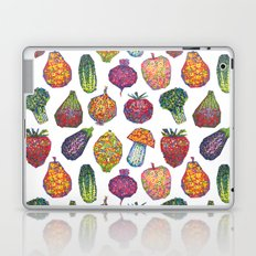 Vitamins - white Laptop & iPad Skin