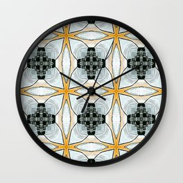 Macrame Mio Wall Clock