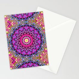 Dia De Los Wild Colors Stationery Cards