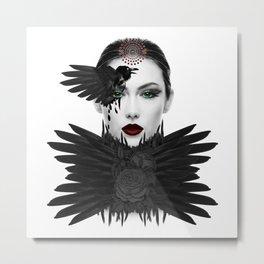 Weeping Gaia Metal Print