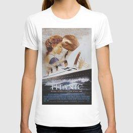 Sloth as Jack Dawson T-shirt