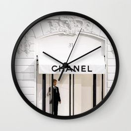 Boutique Wall Clock