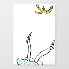 chiquita Canvas Print