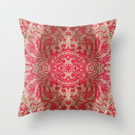 Duster Series 007 Throw Pillow