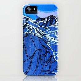 Pemberton Ice Field iPhone Case