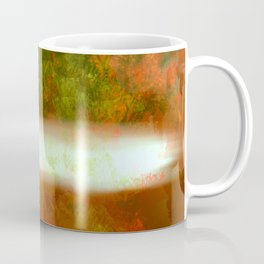 Fall Landscape Abstract Coffee Mug