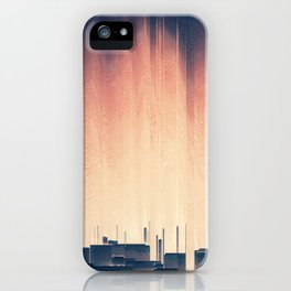 : microtesla : iPhone Case