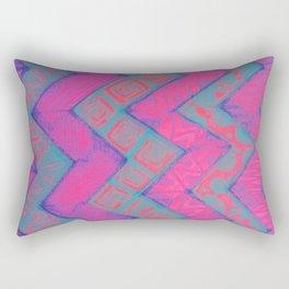 Acid pattern Rectangular Pillow