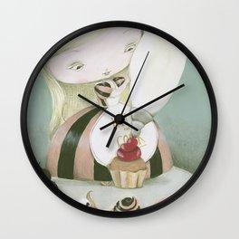 R.I.P CAKES Wall Clock