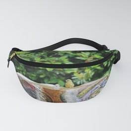 Painted Bunting Female Fanny Pack