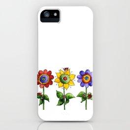 The Three Amigos II iPhone Case
