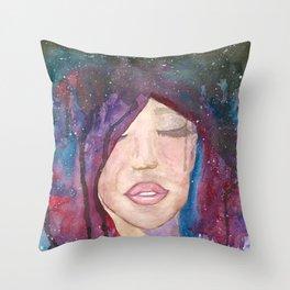 Celestial Mind Throw Pillow