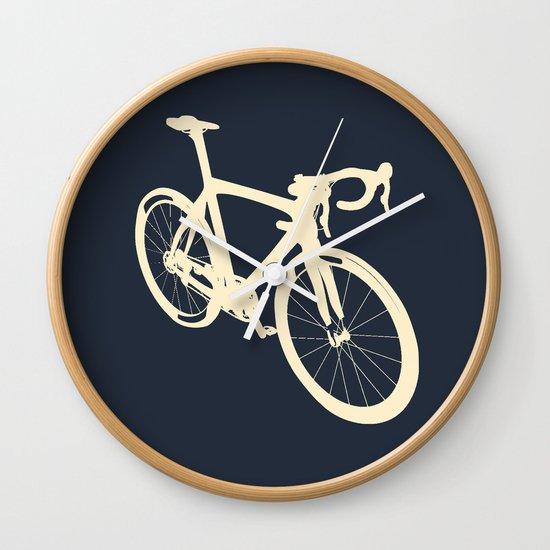 Bicycle - bike - cycling Wall Clock
