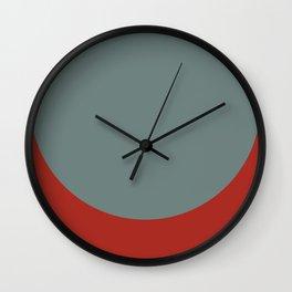 Mid Century Modern Vintage 14 Wall Clock