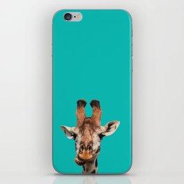 Gee Raffe the Giraffe iPhone Skin