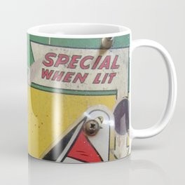 Vintage Pinball Machine Coffee Mug