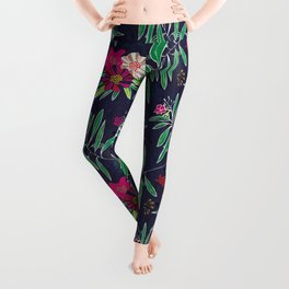 Neo Rainforest-Twillight Leggings