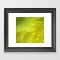 Sunny Sparkle Framed Art Print
