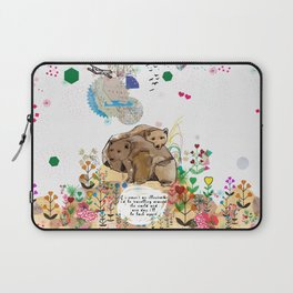 I Would Be Laptop Sleeve