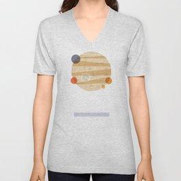 Jupiter I Unisex V-Neck
