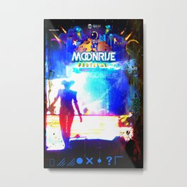 Wicked - MoonRiseFest2017 Metal Print