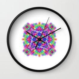 Movement Mandala Wall Clock