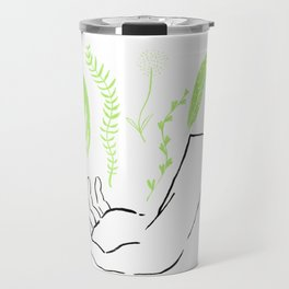 green magic Travel Mug