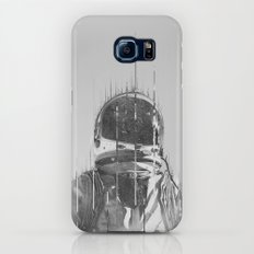 The Space Beyond B&W Astronaut Slim Case Galaxy S7