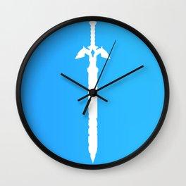 Darkness Sealing Sword - Legend of Zelda Wall Clock