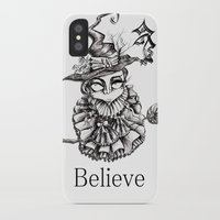 oz iPhone & iPod Cases featuring Oz by artlandofme