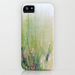 Waterfalls iPhone Case